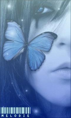 Vole de papillon