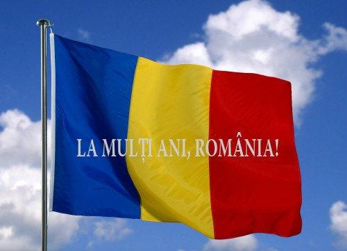 Le 1er décembre, c'est la Fête Nationale de la Roumanie