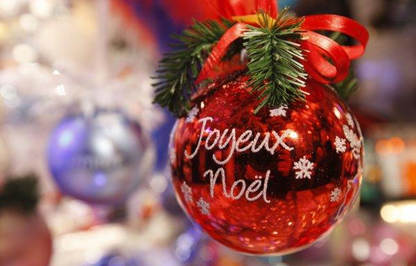 Joyeux Noël ! Craciun fericit!