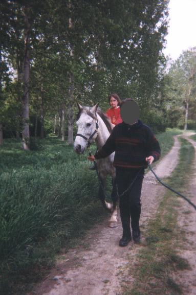 2001 - Promenade à l'Aouach