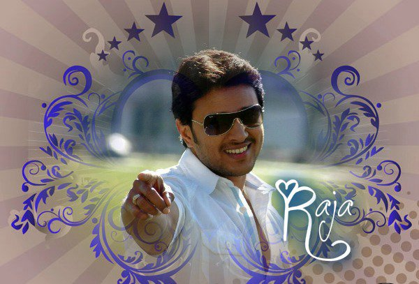 Actor Raja