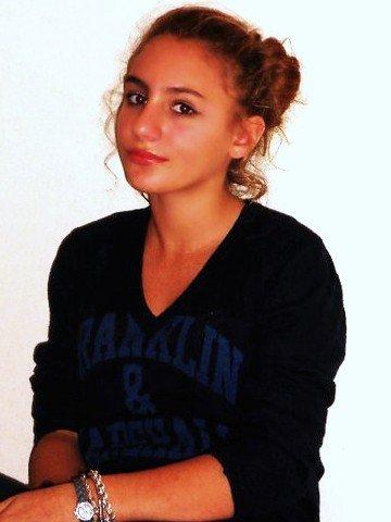 Lucie / 12 ans  / 22-05-97 / Cours Fenelon /C'aitais    Les Vraai