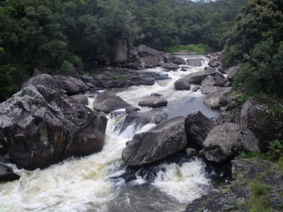 Cascade de RANOMAFANA