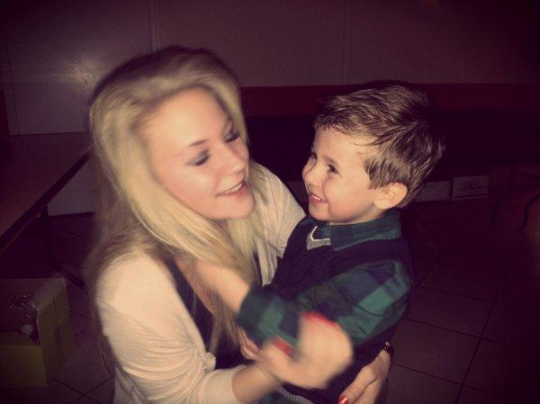 Mon petit homme de ma vie !