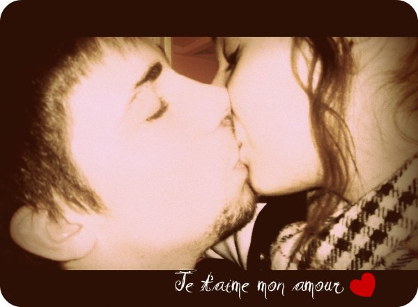 bientot 1 ans mon amour <3