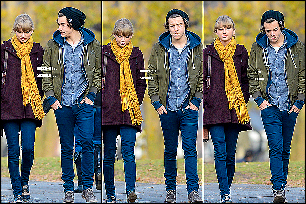 .  02/12/12 : Harry Styles et Taylor Swift, sa supposé nouvelle compagne, était au zoo de : New York !   Même si rien n'a encore été officialisé, ils ont tout d'un jeune couple. Regards, sourire, et .. Bébé Lux. Pour ou contre ?  .
