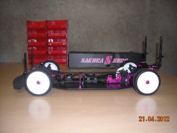 SAKURA S ZERO 3 RACING