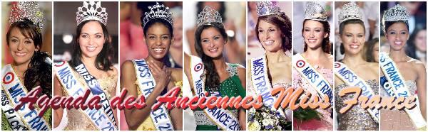 ღiss France 2015/ ex Miss France - Agenda