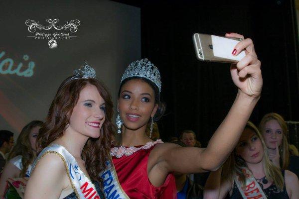 Flora Coquerel - Election Miss Beaujolais