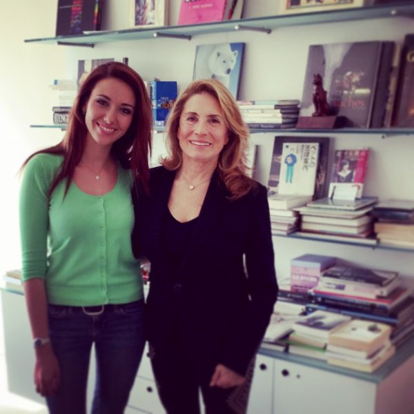 Delphine Wespiser - Fondation Brigitte Bardot