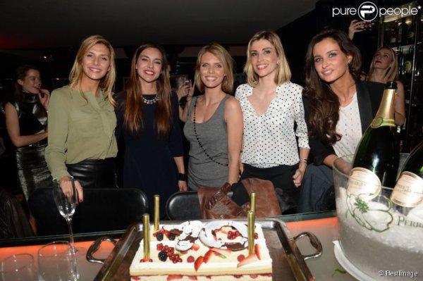 Miss France - Sylvie fête ses 10 ans dans la Société Miss France