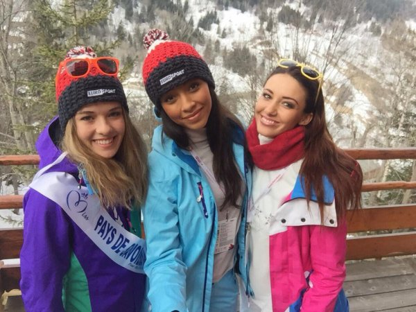 Flora Coquerel / Delphine Wespiser - World Cup Méribel