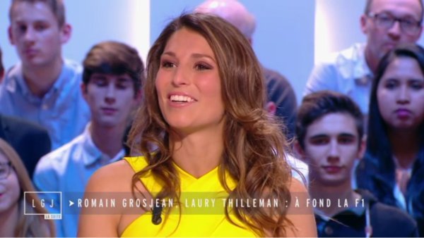 Laury Thilleman - Le Grand journal