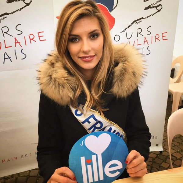 Camille Cerf - Distribution Chti Lille