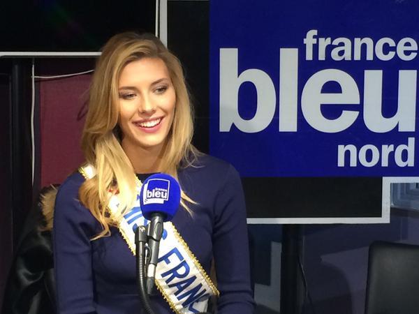 Camille Cerf - France Bleu Nord