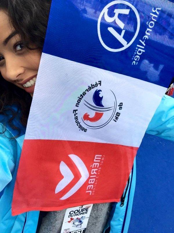Flora Coquerel / Delphine Wespiser - World Cup Meribel