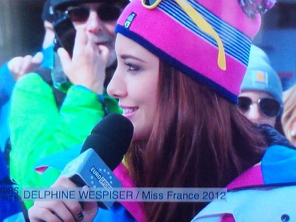 Flora Coquerel / Delphine Wespiser - Hors Piste Eurosport