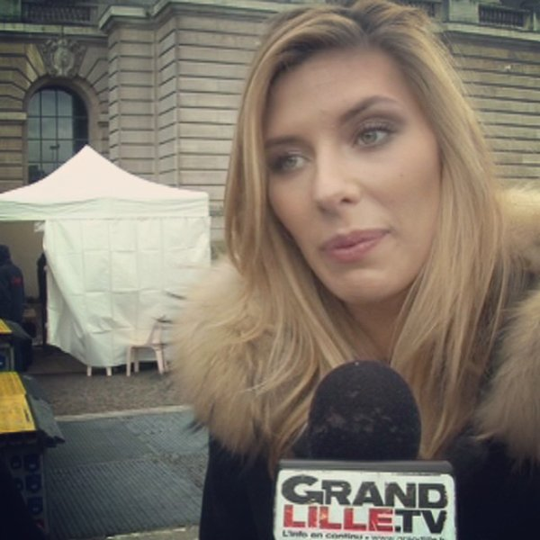 Camille Cerf - Grand  Lille TV