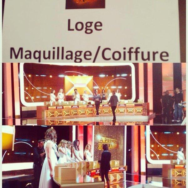 Miss France - Tournage A prendre ou à laisser
