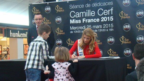 Camille Cerf - Cité de l'Europe