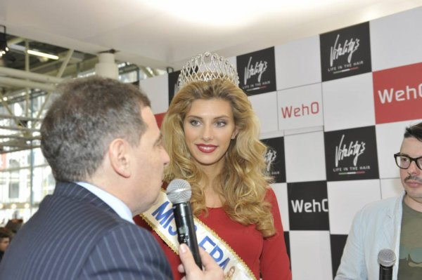 Camille Cerf - Cosmoprof Bologne