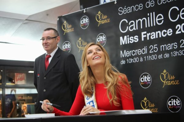 Camille Cerf - 20 ans Cité Europe
