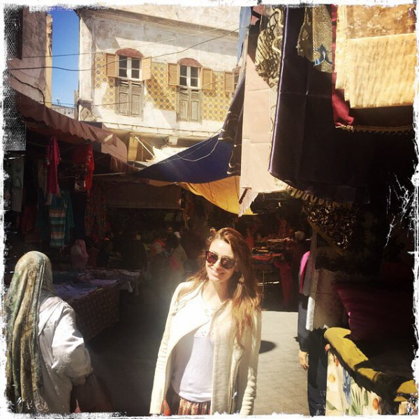 Rachel Capoue - Casablanca