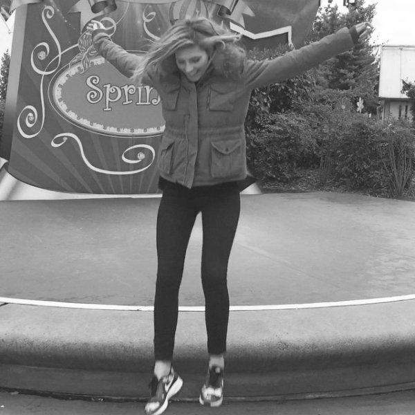 Camille Cerf - Disneyland Paris