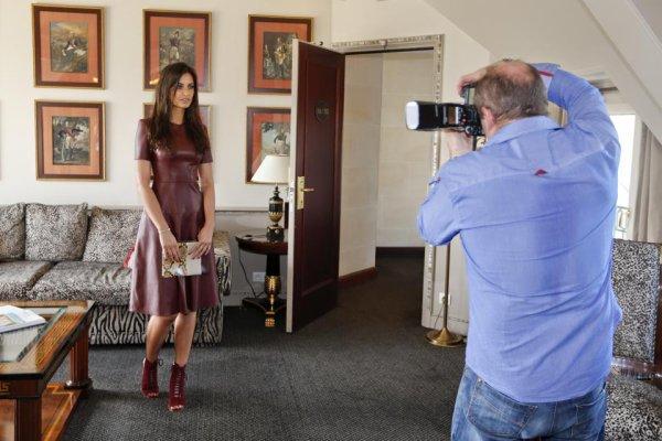 Malika Ménard - Shooting photos Blog mode