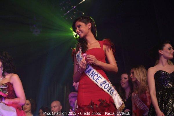 Malika Ménard - Election Miss Chatillon