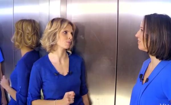 Sylvie Tellier - Pitch Elevator