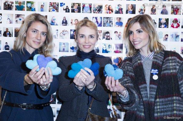 Alexandra Rosenfeld - Vernissage exposition Humar Heart