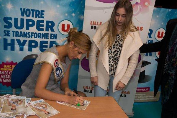 Camille Cerf - Hyper U Nieppe