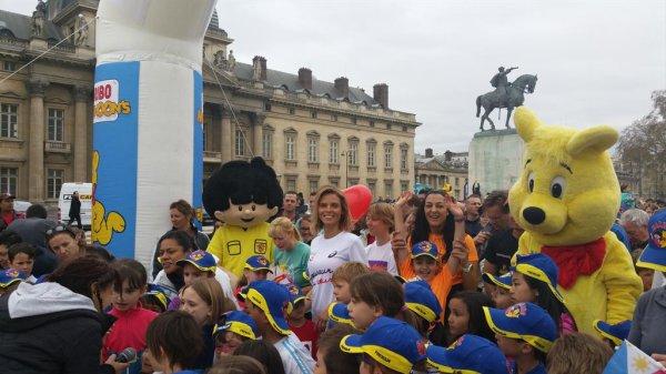 Sylvie Tellier - Maratoons Paris
