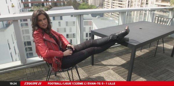 Malika Ménard - l'équipe 21