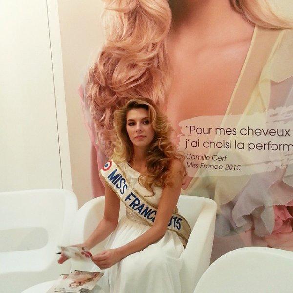 Camille Cerf - Salon beauté sélection Bordeaux