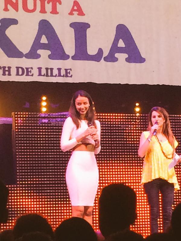 Flora Coquerel / Camille Cerf - Une nuit à Makala Lille