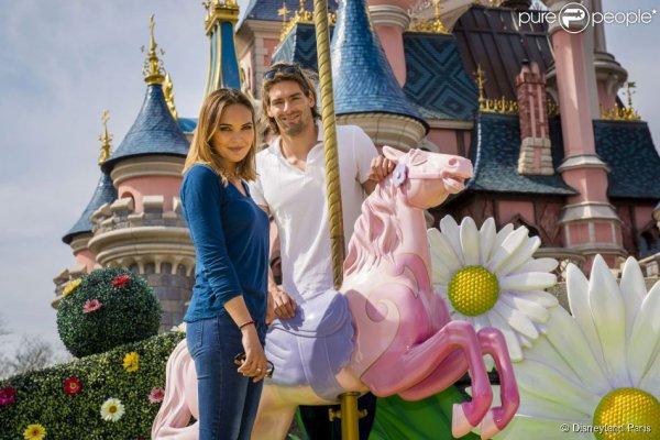 Valérie Bègue - Disneyland