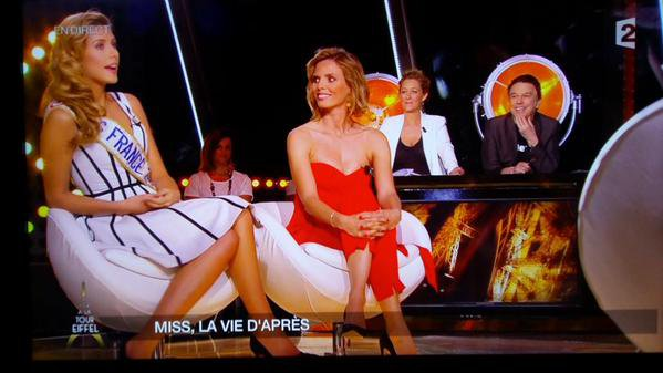 Miss France - Un soir à la Tour Eiffel