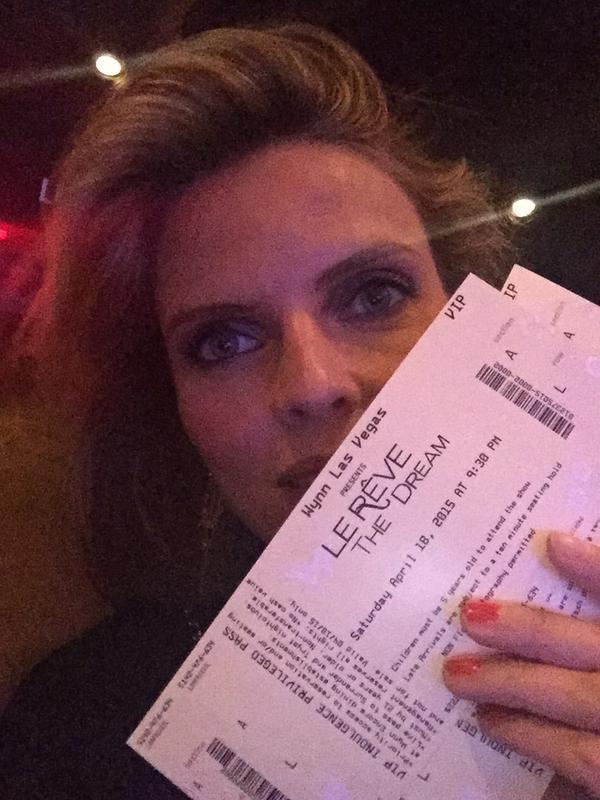 Sylvie Tellier - Las Vegas