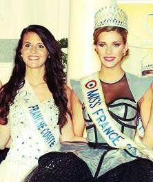 Camille Cerf - Election Miss Haute Saone