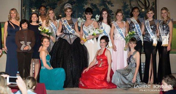 Show Miss France - Election Miss Loir et Cher