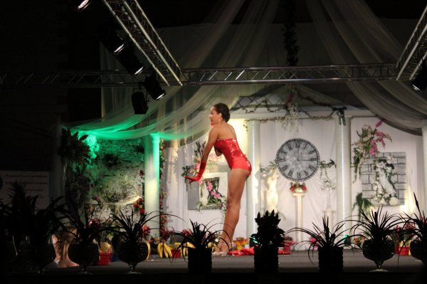Show Miss France - Election Miss Haute Saone