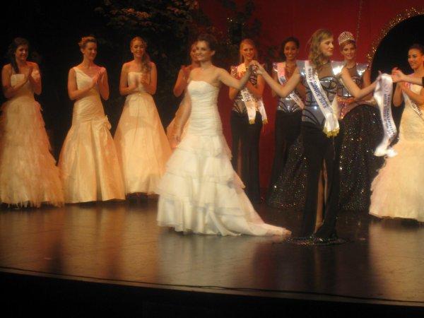 Show Miss France - Election Miss Côte d'Or