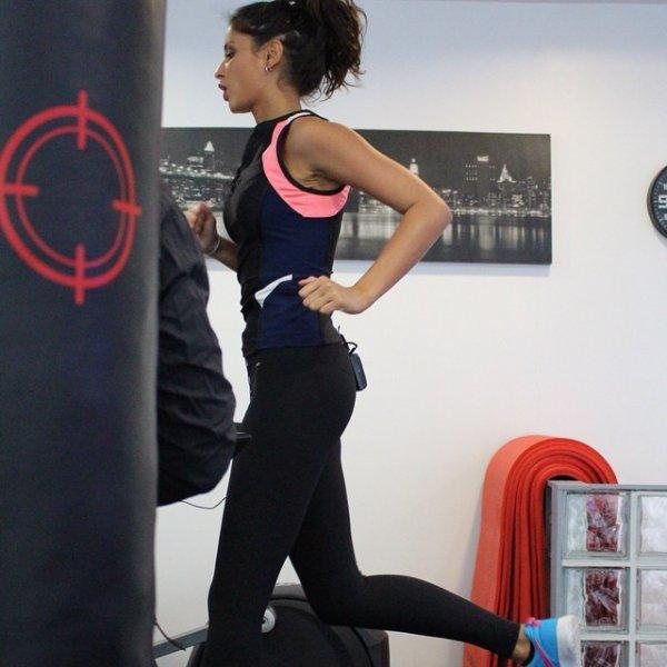 Malika Ménard - Secret training