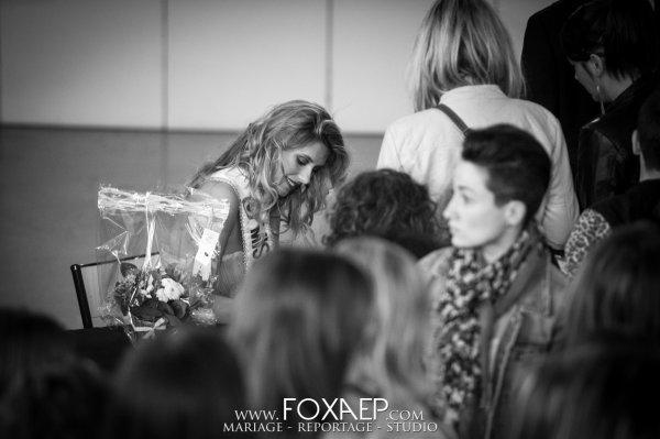 Camille Cerf - Election Miss Saone et Loire