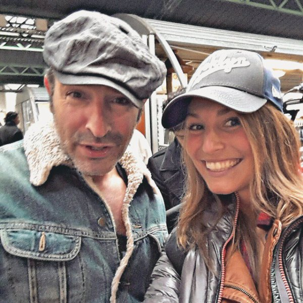 Laury Thilleman - Rencontre avec Jean Dujardin