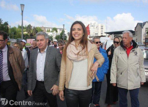 Marine Lorphelin - Marche don d'organes Montargis