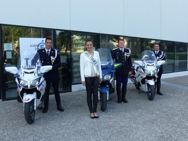 Marine Lorphelin - Marraine Prix académique sécurité routière