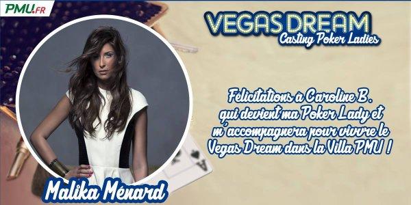 Malika Ménard - Vegas Dream
